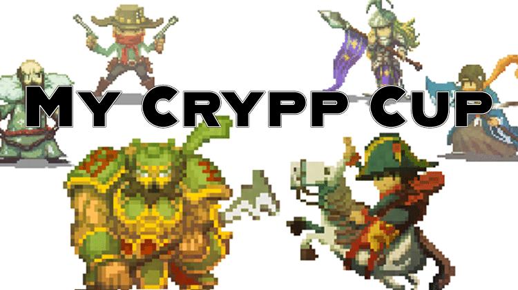 賞金付きマイクリデュエル大会[MyCryppCup]